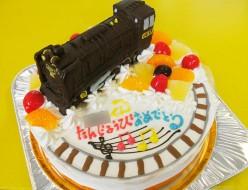 SL立体ケーキ
