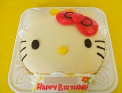 キティちゃんケーキ