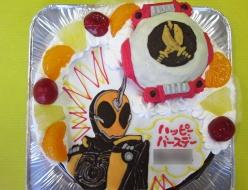 仮面ライダーゴーストケーキ