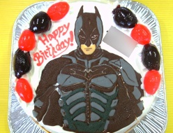 バットマンケーキ