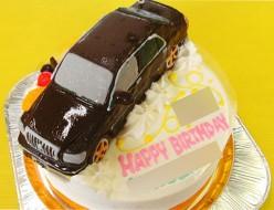 クラウンマジェスタ17車ケーキ