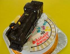SLケーキ、C57型