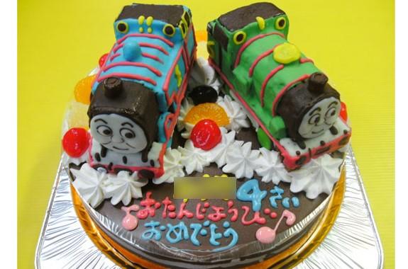 トーマスケーキ