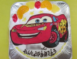 カーズマックウィーンケーキ