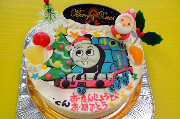 トーマスのクリスマスケーキ
