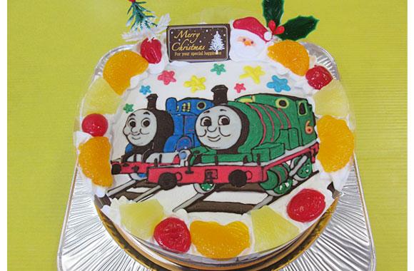 トーマス パーシーケーキ