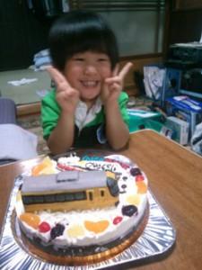 近鉄特急ケーキ