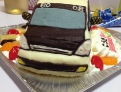 ウィッシュ立体ケーキ