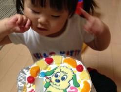 ワンワンケーキ