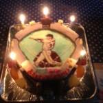 甲子園球場立体ケーキ