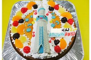 スカイツリーケーキ