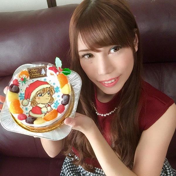 名探偵コナン灰原さんのケーキ
