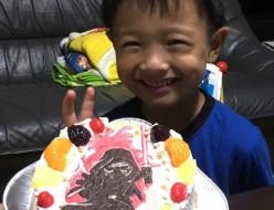 ダーズベイダ―ケーキ