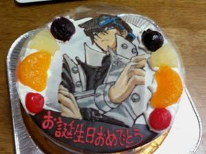 遊戯王ケーキ