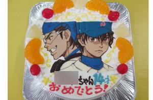 ダイヤのAケーキ