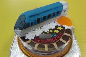 近鉄特急電車しまかぜケーキ