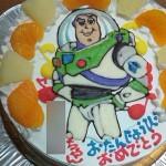 トイストーリーケーキ
