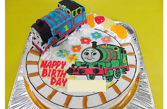 トーマスとパーシーケーキ