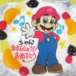 マリオケーキ