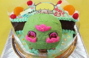 こえだちゃんケーキ