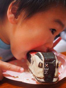 成田エクスプレスケーキ