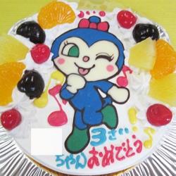 コキンちゃんケーキ