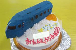 南海ラピート電車ケーキ