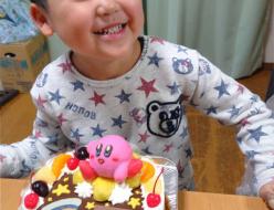 カービィーケーキ