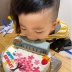 ワイドビューふじかわ電車と桜のケーキ