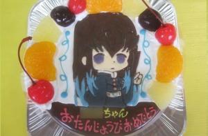 時透無一郎 ケーキ