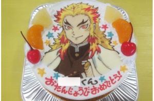 れんごくきょうじゅろうケーキ