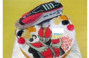 電王ケーキ