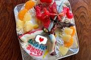 仮面ライダーセイバーケーキ