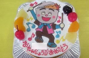 てんどんまんケーキ